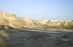 Mineral Resources Development - Experience - dump_reclamation