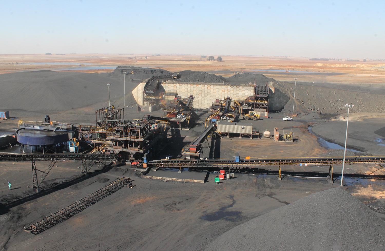 Mineral Resources Development Plant